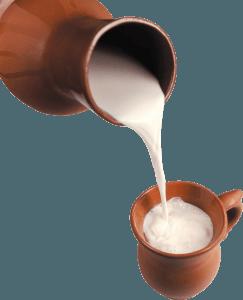 урок души с молоком